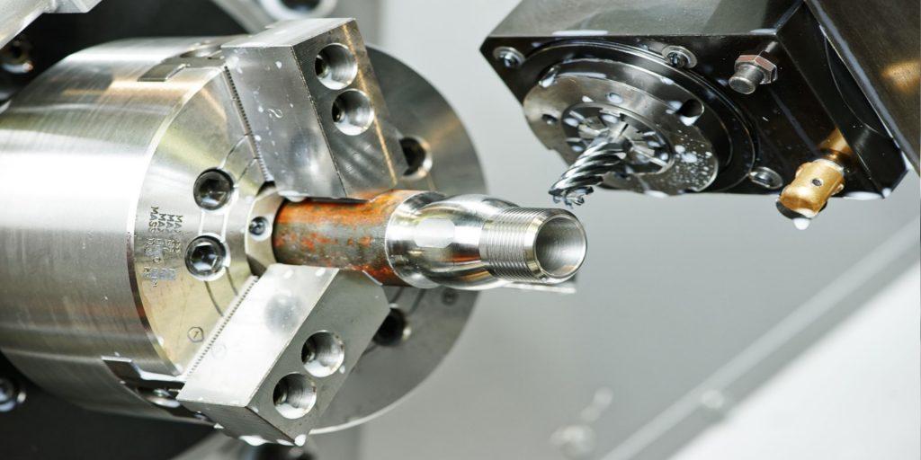 Обработка металла на токарных станках